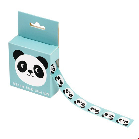 Rex London Washi Tape Panda