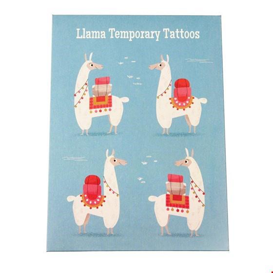 Rex London Tijdelijke Tattoo's Dolly Lama