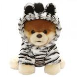 Gund Knuffel hond Boo Cutest Dog Zebra