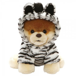 Gund Knuffel hond Boo Cutest Dog Zebra