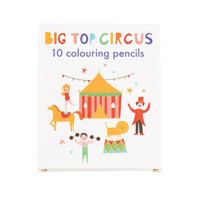 Rex London Kleurpotloden set Big Top Circus