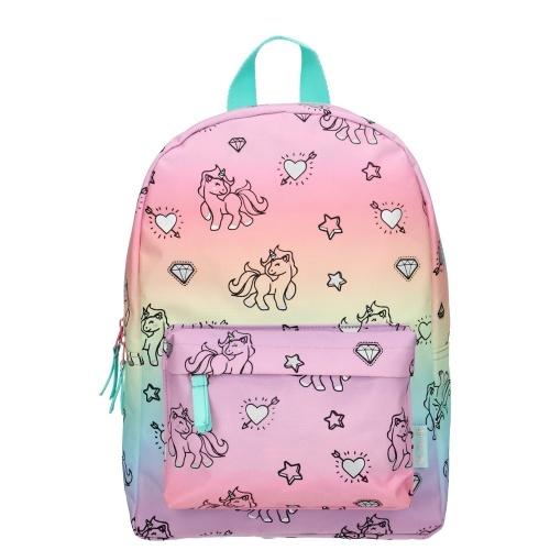 Kinderrugzak Unicorn Hearts, Stars and Diamonds