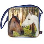 De Kunstboer Kindertas Squarebag Paarden