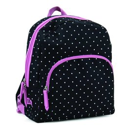 5ab5ed79d3a Zebra Trends Kinderrugzak Girls Dot pink