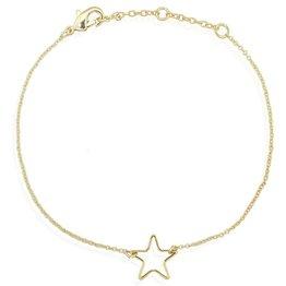 Armband Little Star goud