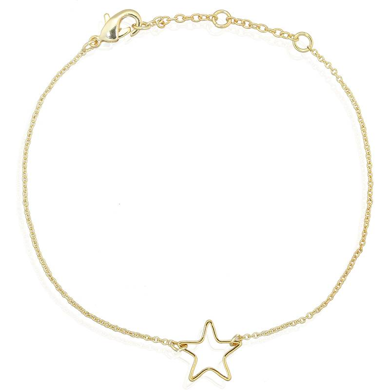 Armband Little Star goud
