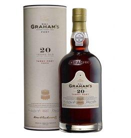 Graham's 20 Year Old Tawny Port (in tube)