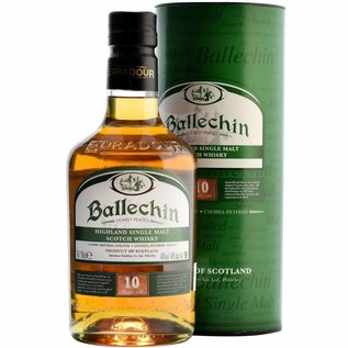 Ballechin 10 Years Single Malt 70cl. 46%