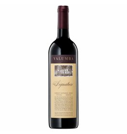 Yalumba Family Winemakers Yalumba The Signature Cabernet Sauvignon-Shiraz 2015, Barossa