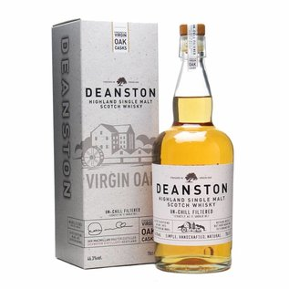 Deanston Virgin Oak, Single Highland Malt Whisky  70cl. 46,3%