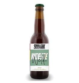 Smaak Bier Woeste Wolf 33cl.