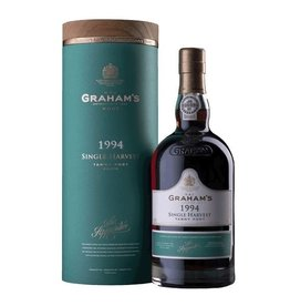 Graham's Single Harvest Tawny Port 1994 (bottled 2019) in luxe tube
