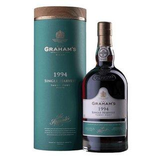 Graham's Single Harvest Tawny Port 1994 (bottled 2019) in luxe tube