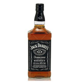 Jack Daniel's Old No. 7 Tennessee Whisky 100cl. 40%