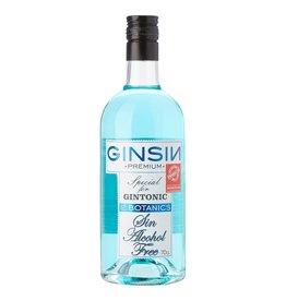 GinSin 12 Botanics 0.0% alcoholvrije gin 70cl.