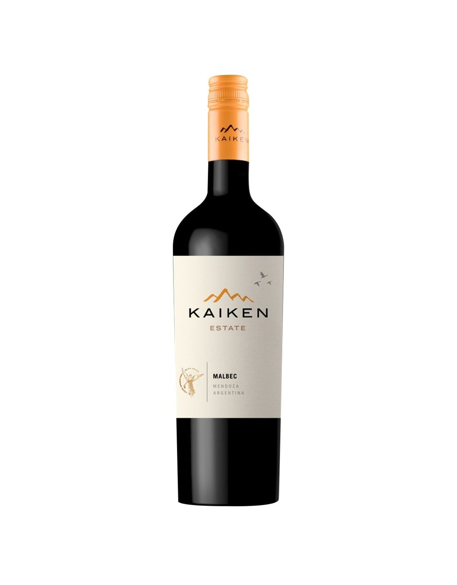 Kaiken Estate, Argentinië *** AANBIEDING*** Kaiken Estate Malbec 2018, Mendoza, Argentinië