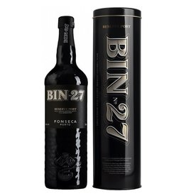 Fonseca BIN 27 Finest Reserve Port in gift tin