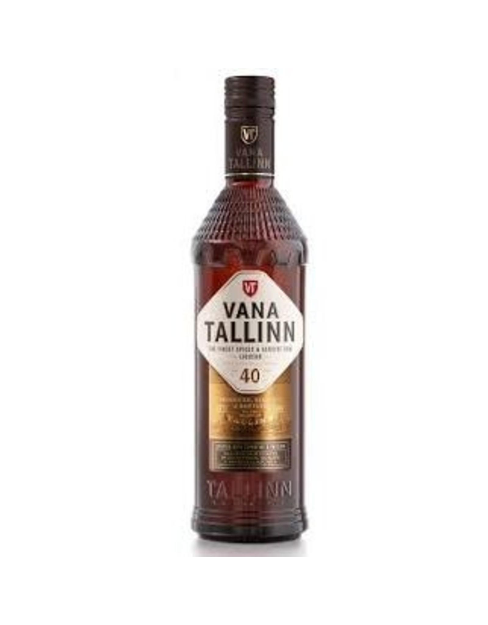 Vana Tallinn 50cl. 40%