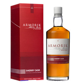 Armorik Shery Cask Breton Single Malt Whisky  70cl. 46,0%