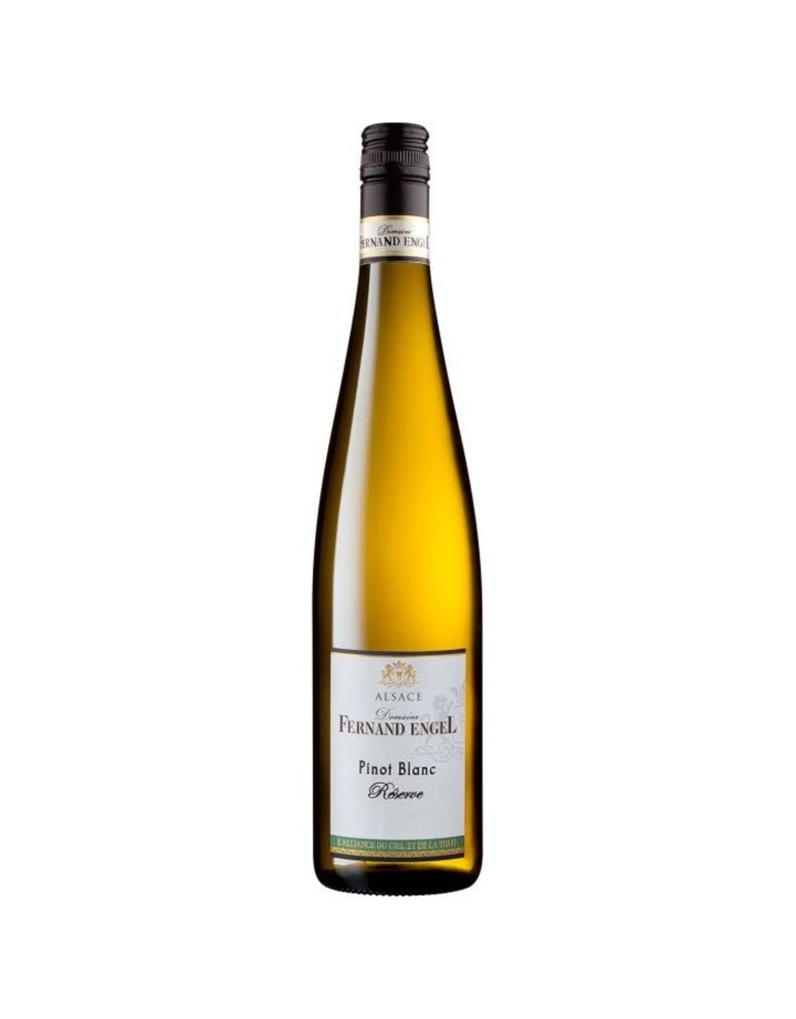 Domaine Fernand Engel Pinot Blanc Réserve 2019, A.C. Alsace, Frankrijk