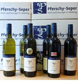 Proefpakket Oostenrijkse wijn Pferschy-Seper 6fls.