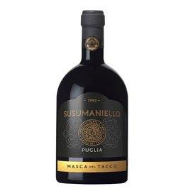 Masca del Tacco Susumaniello 2020, I.G.P. Puglia