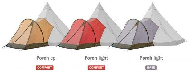 Tentipi Tentipi Porch Comfort Light