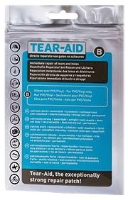 Tear-Aid B reparatie gaten vinyl