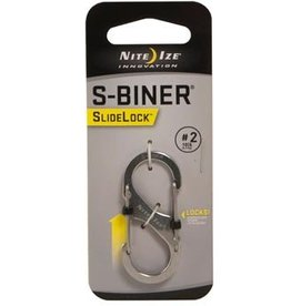 Nite Ize Nite Ize S-Biner #2 met slidelock