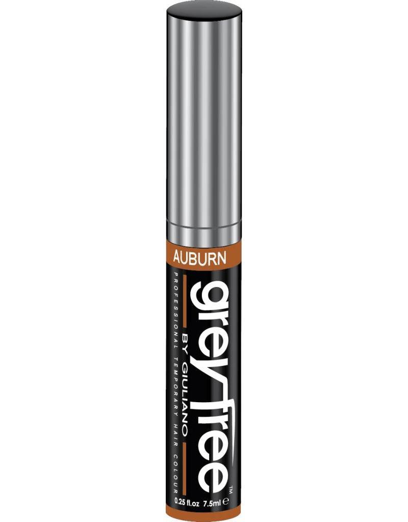 GreyFree Haar Mascara voor grijshaar 7.5ml. Kastanie