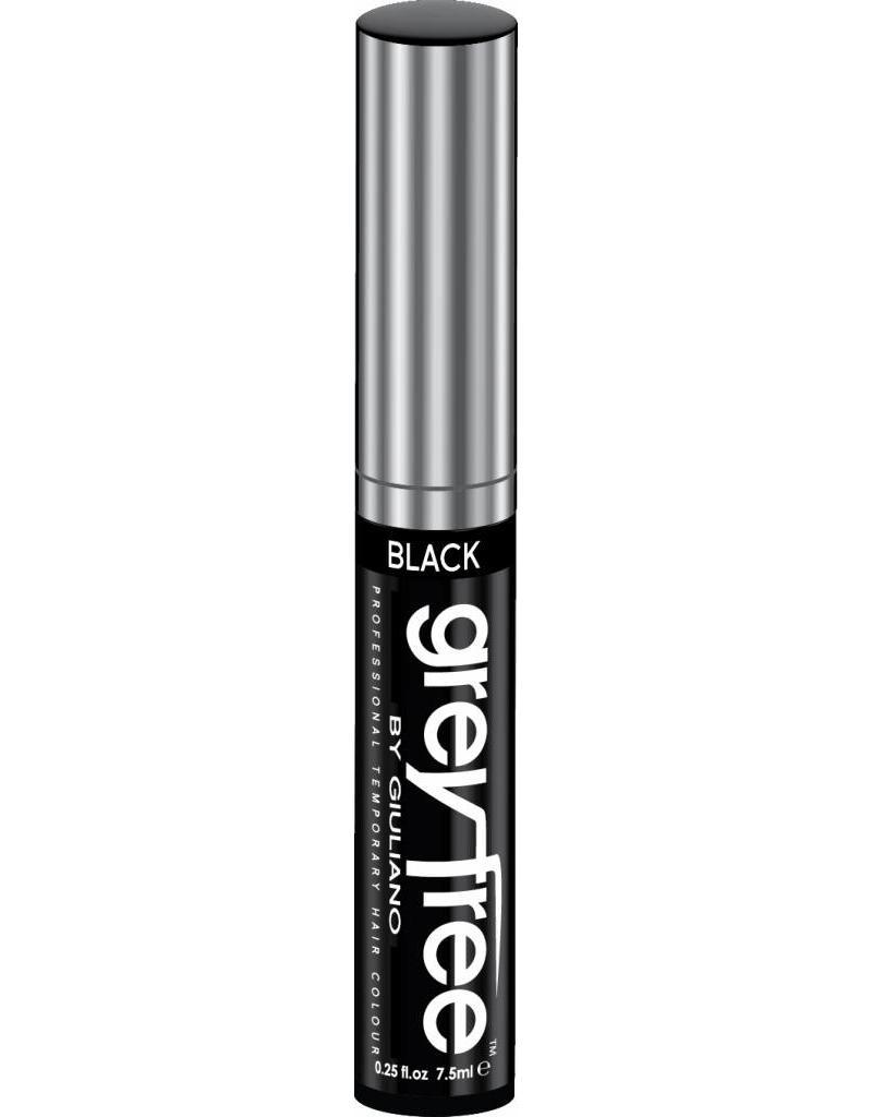 GreyFree Haar Mascara voor grijshaar 7.5ml. Zwart