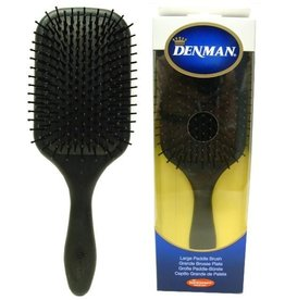 Denman Tangle Tamer ultra black D90L