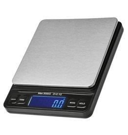 Comair Verfweger Micro Scale Digitaal 10,6x13,2x1,9cm.