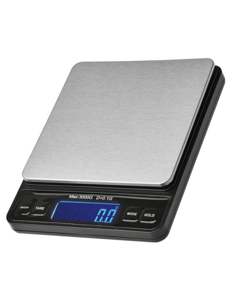 Comair Comair Verfweger Micro Scale Digitaal 10,6x13,2x1,9cm.