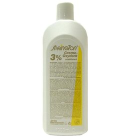 Spring Spring Creme Oxydant 3% ltr.