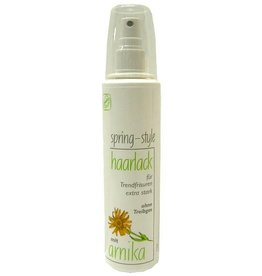 Spring Spring Arnika haarlak 200ml pomp