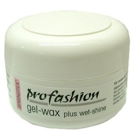 Spring Spring Profession Gel-Wax Wet-Shine 125ml