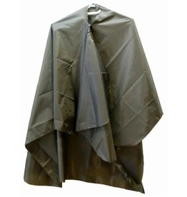 Kapkleed met drukknopen 140x110cm