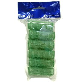 Sibel Zelfklevende kruller 12st21mm groen