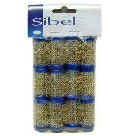 Sibel Krullers 40mm 21mm Blauw 12st