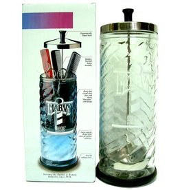 Desinfecteerfles glas 1.8ltr.
