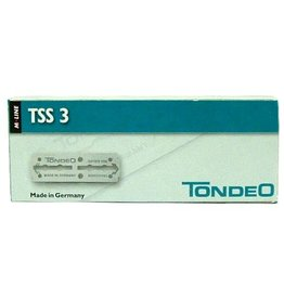 Tondeo Tondeo mesjes 10st TSS3 voor Sifter mes 1124