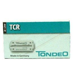 Tondeo Tondeo mesjes TCR 10 stuks kort voor TM mes