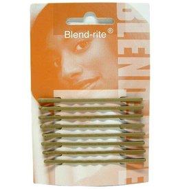 Blend rite schuif 8st. 6.5cm Blond