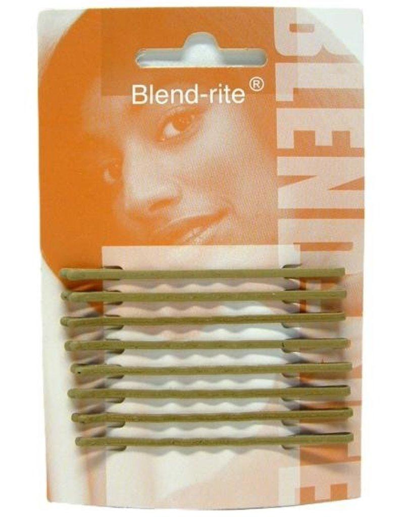 sibel Blend rite schuif 8st. 6.5cm Blond