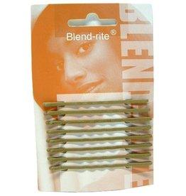 Blend rite schuif 9st. 5cm Blond