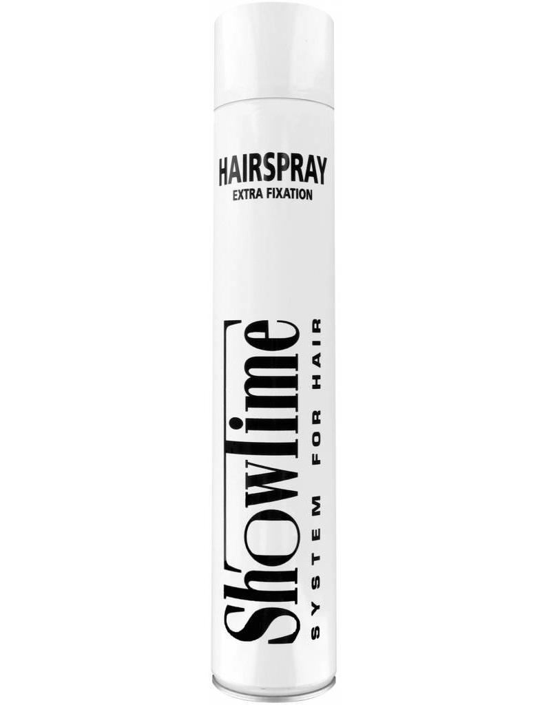 Showtime Showtime Hairspray 750ml Extra Fixation