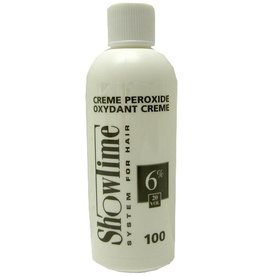 Show-Time Creme Waterstof 6% 120ml