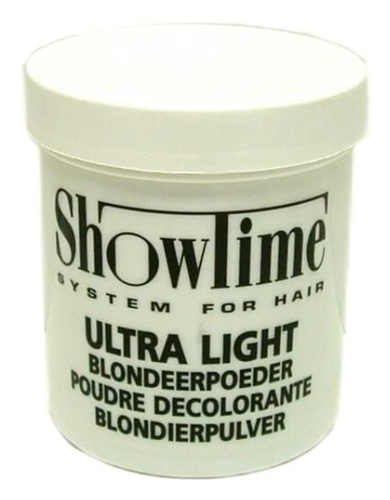 Show time ShowTime Blondeerpoeder Ultra Light 100gr pot