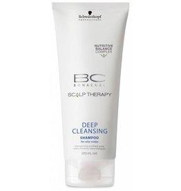 bonacure B.C. Deep Cleansing Shampoo 200ml.